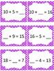 CGI Math Story Problem Matching Game