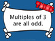 CGI Math True False Multiplication Edition