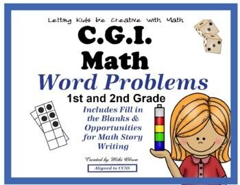 C.G.I Common Core Math Combo Pack