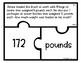 CGI Problem Puzzles - Liquid and Mass Measurements