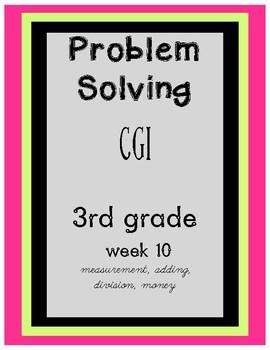 CGI Problem Solving Week 10