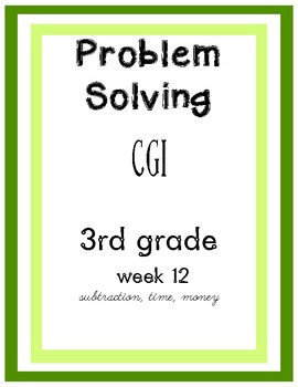 CGI Problem Solving Week 12
