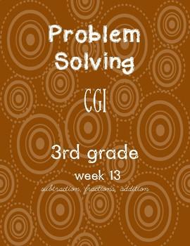 CGI Problem Solving Week 13