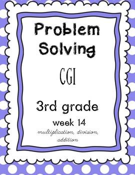 CGI Problem Solving Week 14