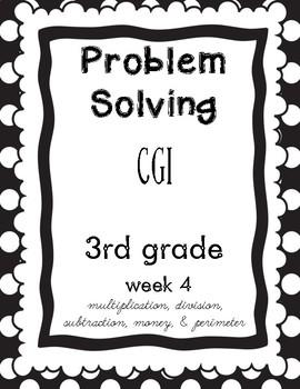 CGI Problem Solving Week 4