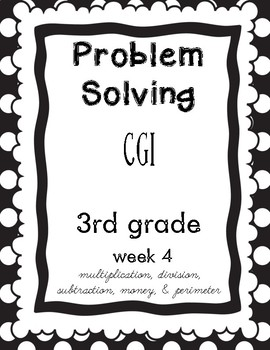 CGI Problem Solving Week 4