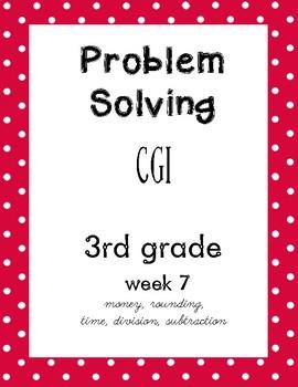 CGI Problem Solving Week 7