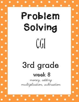 CGI Problem Solving Week 8