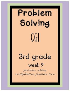 CGI Problem Solving Week 9