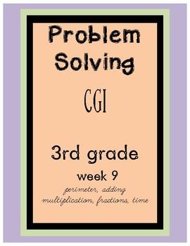 CGI Problem Solving Week 9