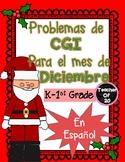 CGI Problem of the Day Spanish {December}