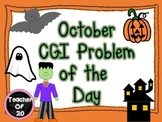 CGI Problem of the Day {October}