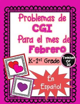 CGI Problem of the Day Spanish {February}