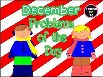 CGI Problems of the Day {December}