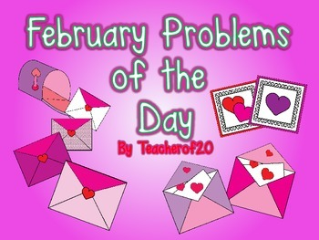 CGI Problems of the Day {February}