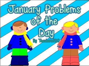 CGI Problems of the Day {January}