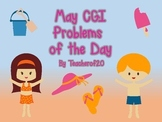 Spring CGI Problems of the Day {May}