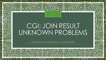 CGI Join Result Unknown, Set of 10 Problems