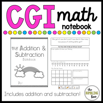 CGI Math Story Problem Template 4-20
