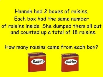 CGI-Style Math Problem Solving Show! 100% editable word problems! 100% AWESOME!