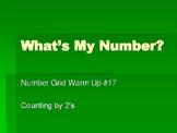 CGI What's My Number? Grid Hunt 3-Lesson Bundle
