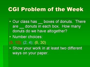 CGI What's My Number? Grid Hunt 13-Lesson MEGA Bundle