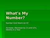CGI What's My Number? Grid Hunt #2