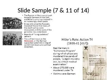 CH 34-37 World War II Part II (The Holocaust) (Florida US EOC)