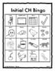 CH ARTICULATION Bingo Make & Take, SPEECH THERAPY