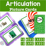 Articulation Picture Cards for CH