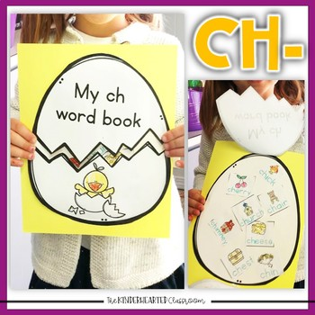 CH Chick Book Print and Go FREEBIE