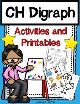 CH Digraph Activities and Printables
