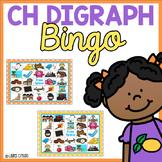 Ch Digraph Bingo Game & A Word Sort C H Ch