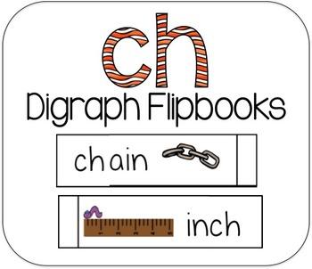 CH Digraph Flipbooks!