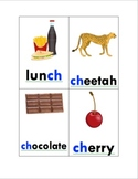 CH Digraph Literacy Station Activities