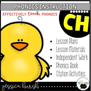 CH Digraph Phonics Instruction