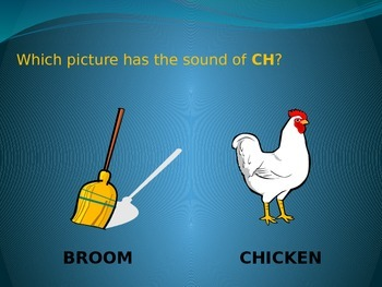 CH Digraph PowerPoint Lesson