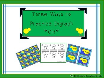 CH Digraph Practice