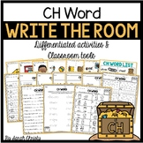 CH Digraph: Write the Room