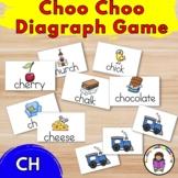 CH Game - Choo Choo!  Fun Game to teach the CH Digraph Sound