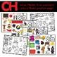 Articulation SH, CH, & TH: Dough N' Go