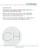 CH Sound Printable Flashcards