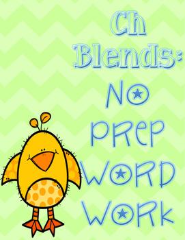CH Word Work Bundle
