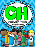 CH- Worksheets, Centers, Flip & Fold-able books, Word wall- Activity Pack