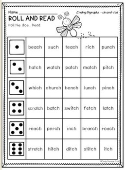 Digraphs CH and TCH