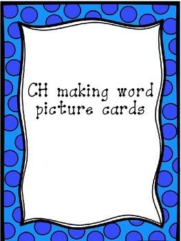 CH chunk making words