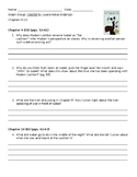 CHAINS Comprehension Questions Ch 9-10
