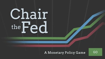 CHAIR THE FED: Lesson Plan (Macroeconomics: Monetary Policy)