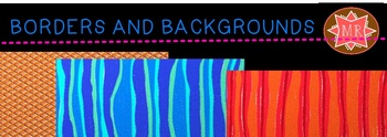 Chalk Backgrounds and Borders
