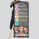 pastel CHALK {melonheadz} - Classroom Decor:  LARGE BANNER, We are FAMILY